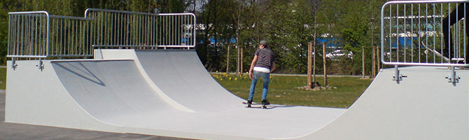 Skate betong