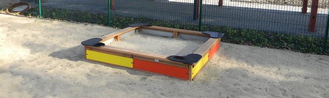 Sandlådor