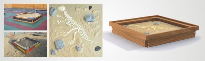 Sand & vattenlek